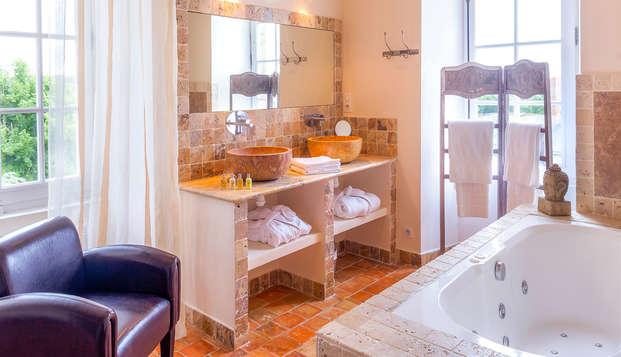 Chateau de l Epinay - Bathroom