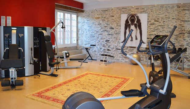 Chateau de l Epinay - Gym