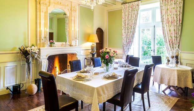 Chateau de l Epinay - Restaurant