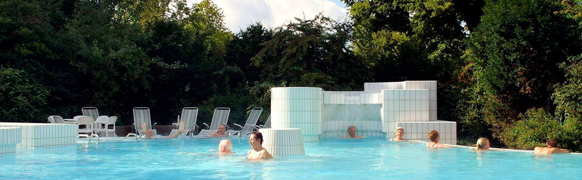 Relaxation absolue au coeur du Luxembourg : accès aux thermes de Mondorf et dîner inclus