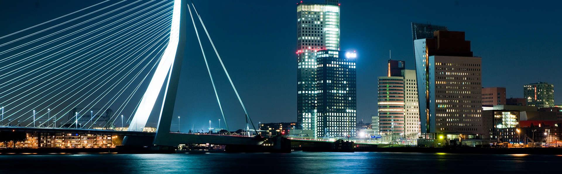 Découvrez les plus beaux endroits de la ville design de Rotterdam (2 nuits)