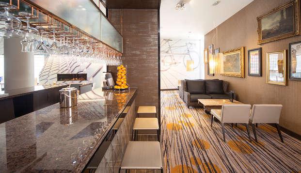 Bilderberg Parkhotel Rotterdam - NEW Bar