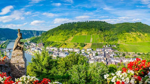 Romantisch weekend met en massage vlakbij Trier (vanaf 2 nachten)