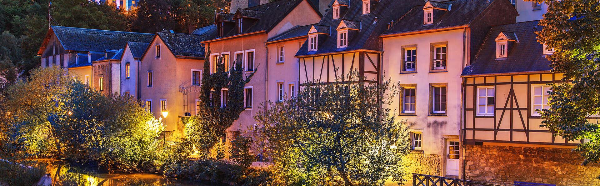 Escapade de luxe à Luxembourg-ville