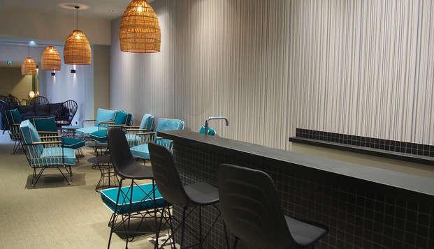 Best Western Plus Hotel La Joliette - NEW bar