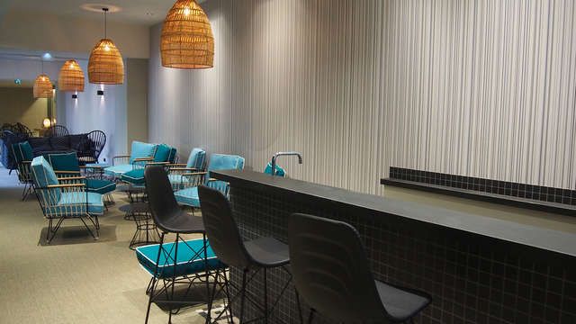Best Western Plus Hotel La Joliette - NEW bar
