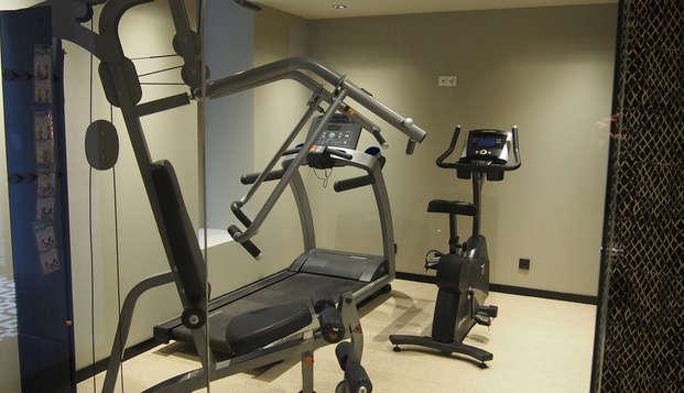 Best Western Plus Hotel La Joliette - NEW Gym