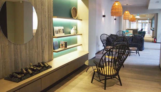 Best Western Plus Hotel La Joliette - NEW Lobby