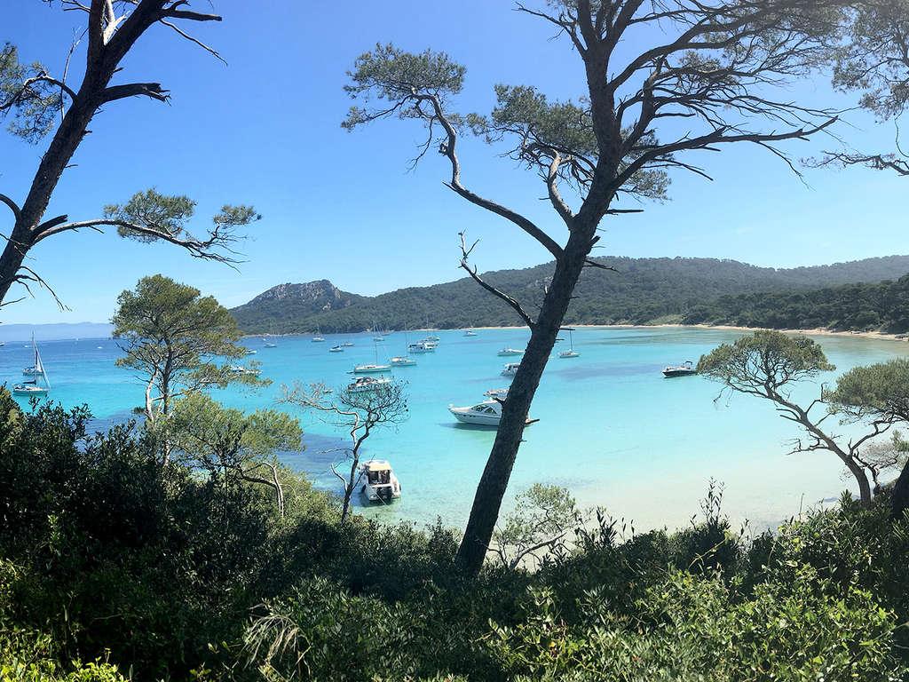 Brise marine et découverte de l'île de Porquerolles 4*
