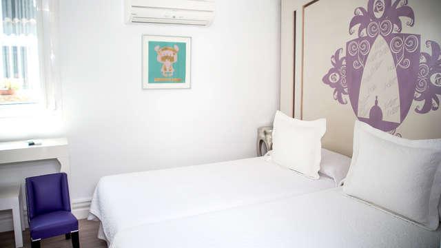 Hotel La Princesa y el Guisante