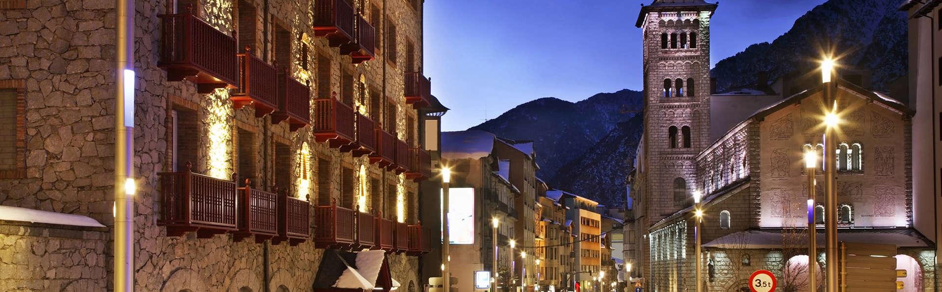 Détente à Andorre avec accès au spa