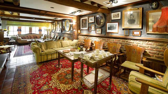 Rodéate de naturaleza en el corazón de las Ardenas, en un hotel que combina autenticidad y confort