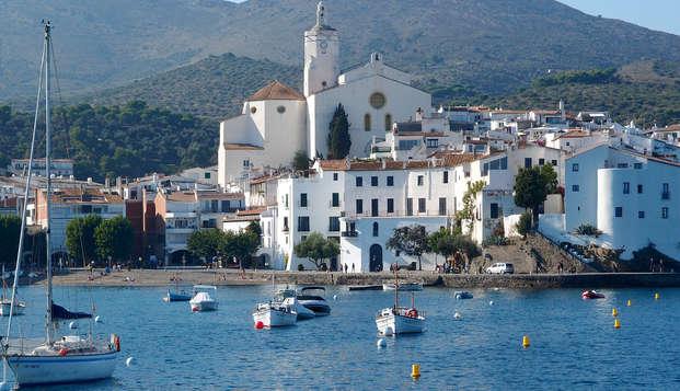Mini-vacances avec vue sur la mer et vélos pour tomber sous le charme de Cadaqués