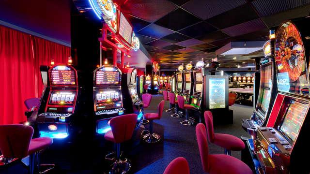 1 Entrée au Casino de Peralada pour 2 adultes