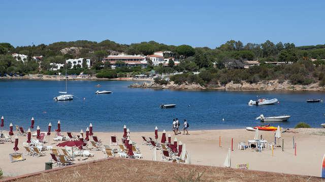 Vacances à Cala Bitta de 7 nuits en pension complète