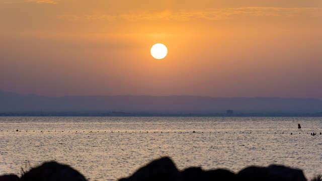 Escápate en pensión completa a este Hotel 4* en primera línea de playa en La Manga del Mar Menor