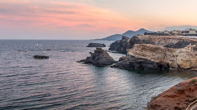Vacaciones en La Manga del mar Menor en media pensión