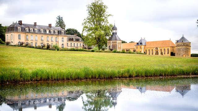 Charme dans un château du XVIIème siècle aux portes du Mans