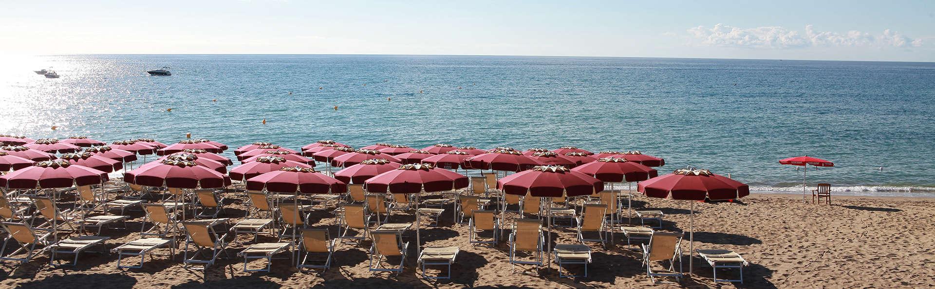 Vacaciones con toda la familia en la soleada costa de Calabria (7 noches)