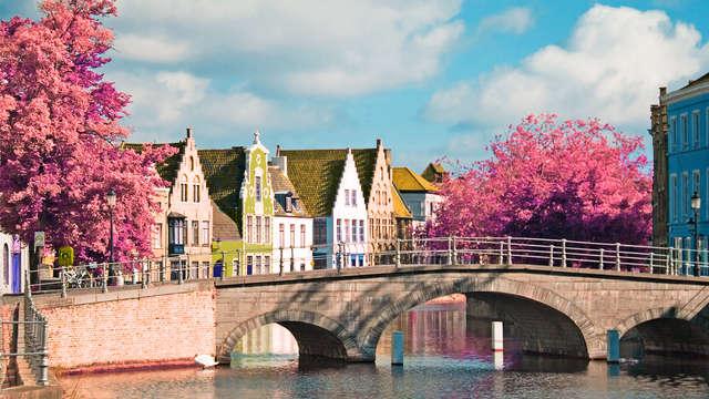 Romantiek, bubbels en luxe middenin het centrum van Brugge (vanaf 2 nachten)