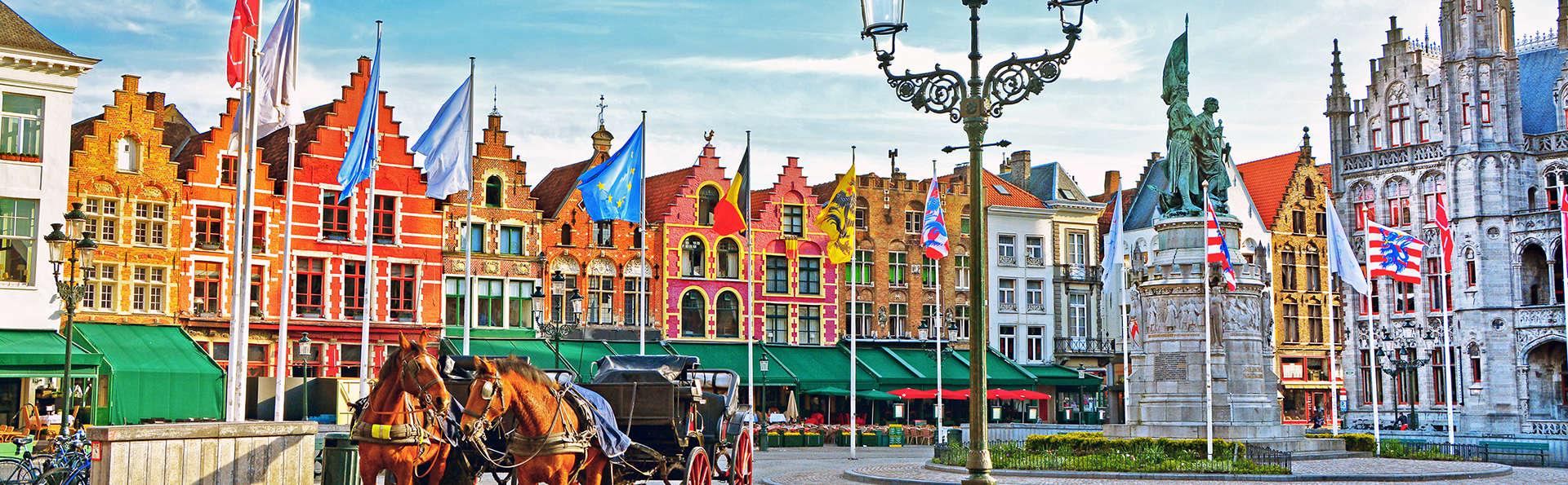 Luxe, confort et romance à Bruges
