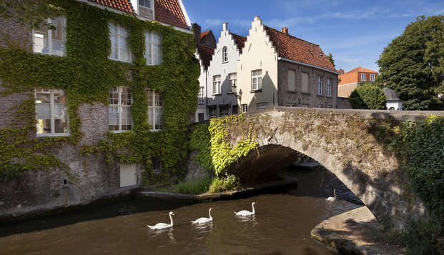 Luxe et histoire au cœur de Bruges