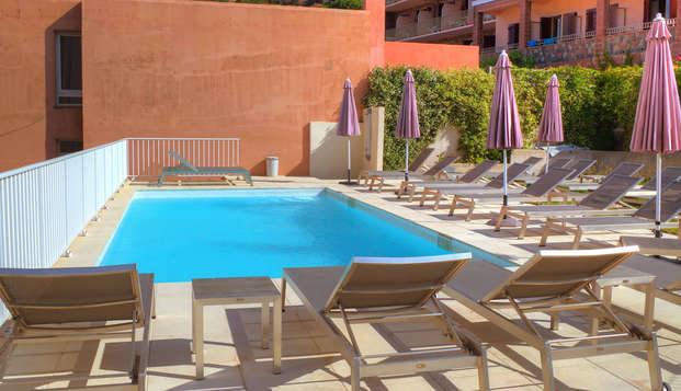 Hotel Le Subrini - NEW Pool
