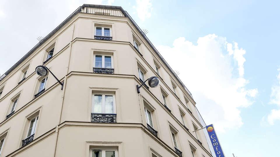 Comfort Hôtel Nation Père Lachaise - Edit_Front.jpg