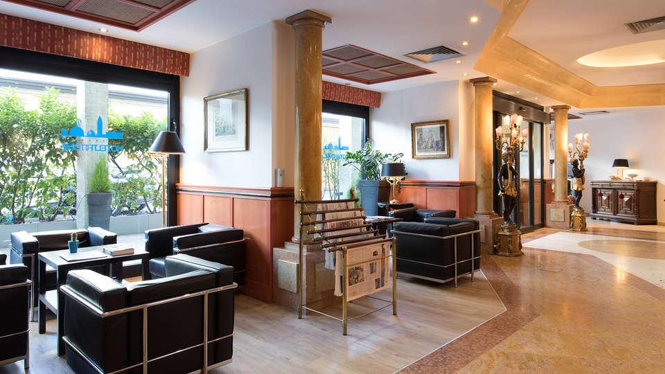 Best Western Hotel Tritone  - EDIT_NEW_Hall.jpg
