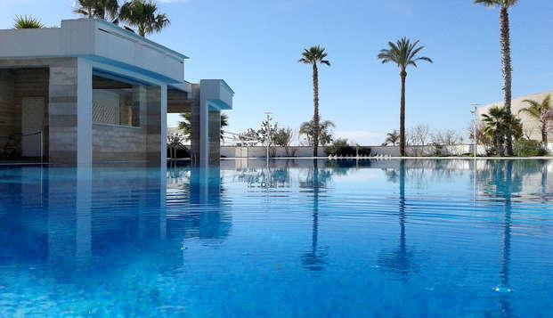 Alójate en un elegante hotel de 4* en el corazón de Puglia