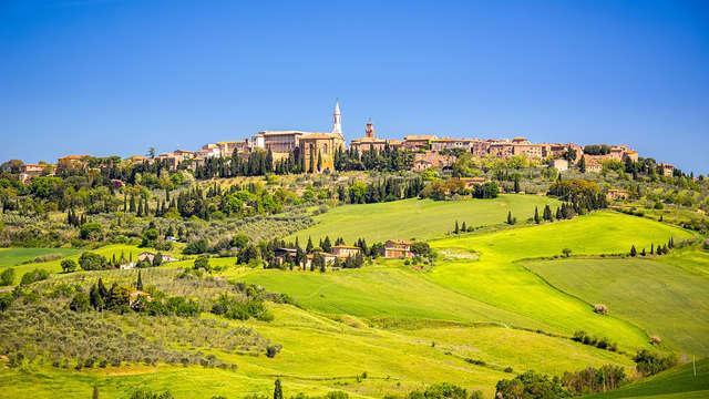 Disfruta en las colinas de la Toscana, en una encantadora residencia del siglo XV