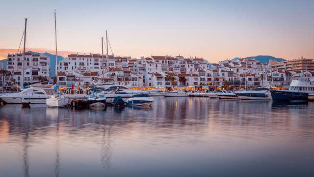 Escápate con desayuno incluido a este Hotel 4* en Marbella, la Costa del Sol