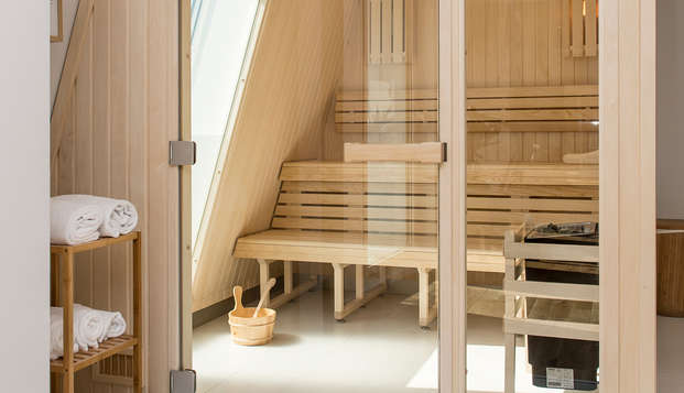 Seeko o Hotel Design - NEW Sauna