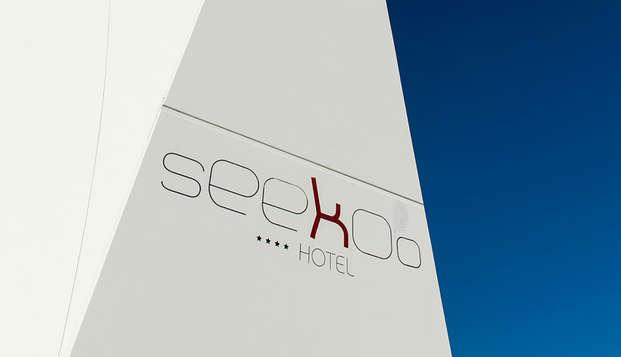 Seeko o Hotel Design - NEW Front