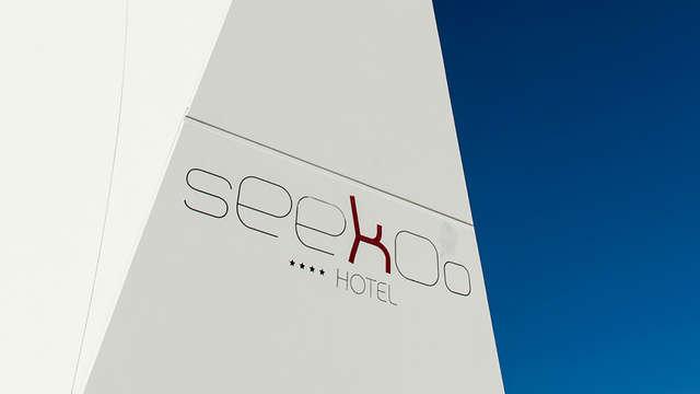 Seeko o Hotel Design