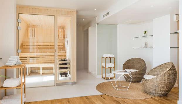 Estancia en un hotel de diseño en Burdeos