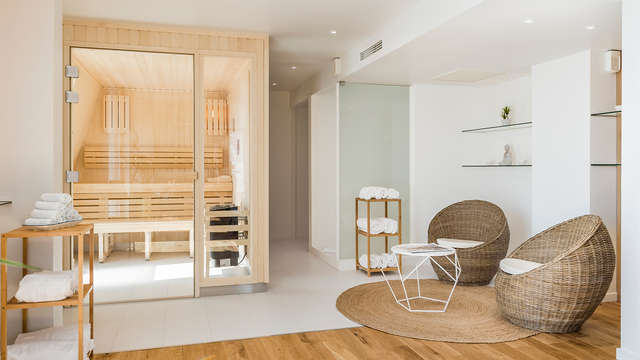 Seeko o Hotel Design - NEW Sauna