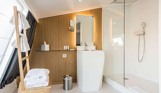 Seeko o Hotel Design - NEW Bathroom