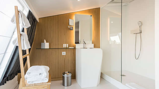 Seeko o Hotel Design - NEW Bathroom