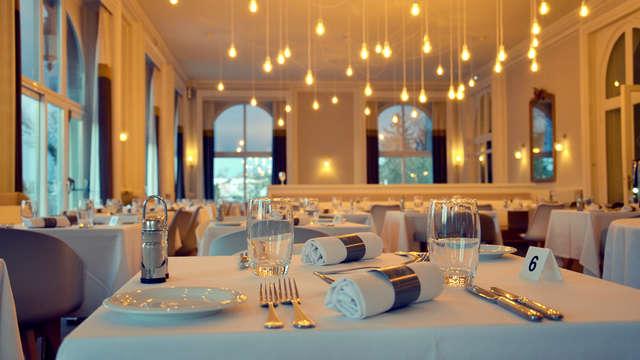 Romantisme, détente et dîner au cœur des Vosges