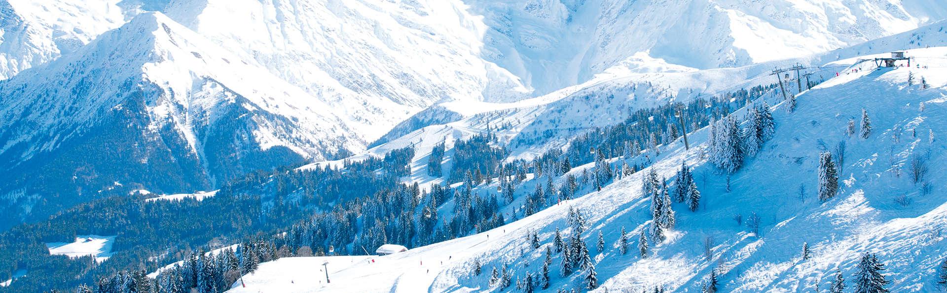 Profitez d'un séjour à la montagne, au cœur de Megève