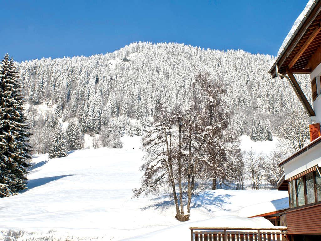 Séjour Ski Alpes - Séjour détente à la montagne, à megève  - 3*
