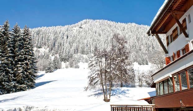 Séjour détente à la montagne, à Megève