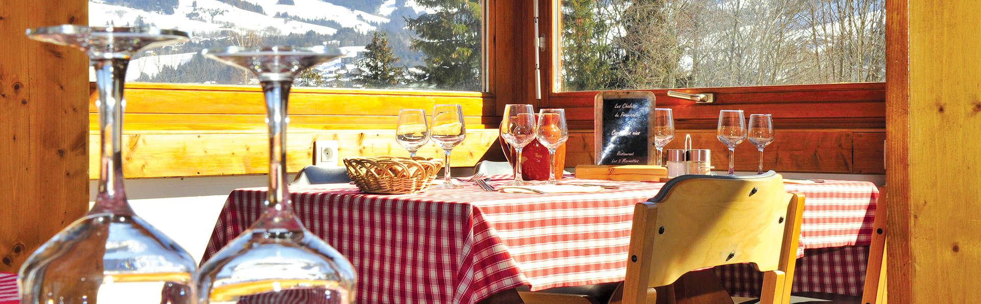 Séjour détente et gourmand au cœur de la Haute Savoie