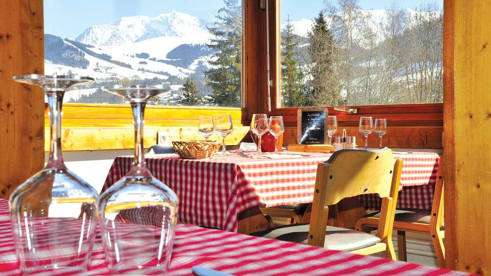 Hôtel Vacances Bleues Les Chalets du Prariand - Edit_Restaurant5.jpg