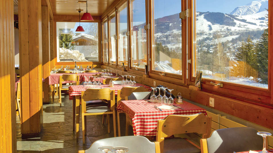 Hôtel Vacances Bleues Les Chalets du Prariand - Edit_Restaurant6.jpg