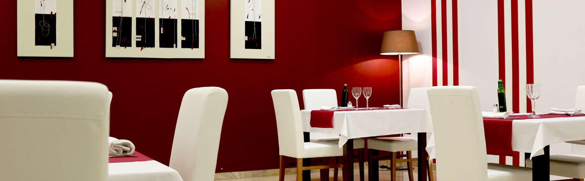 Week-end avec dîner romantique et cava dans la chambre près de Valence