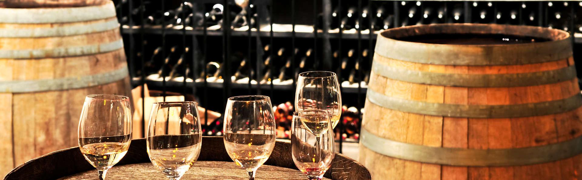 Ontdek de aroma's van de wijn in Somontano met proeverij en bezoek de kaasmakerij