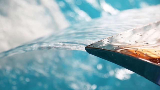 Relax y bienestar en un increíble balneario en Caldes de Montbui