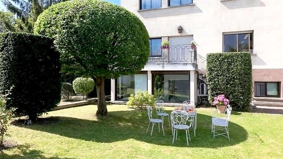 The Originals Boutique, Rueil Sur Seine - Edit_Garden.jpg